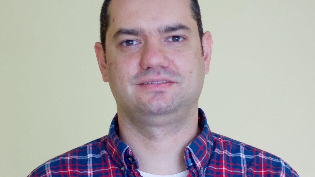 Portrait photo of Svetoslav Elenkov